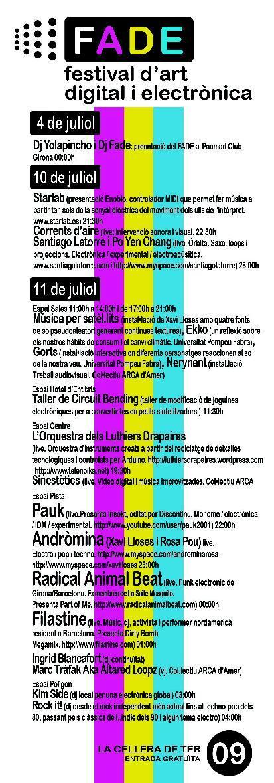 FADE flyer original jpg pdf